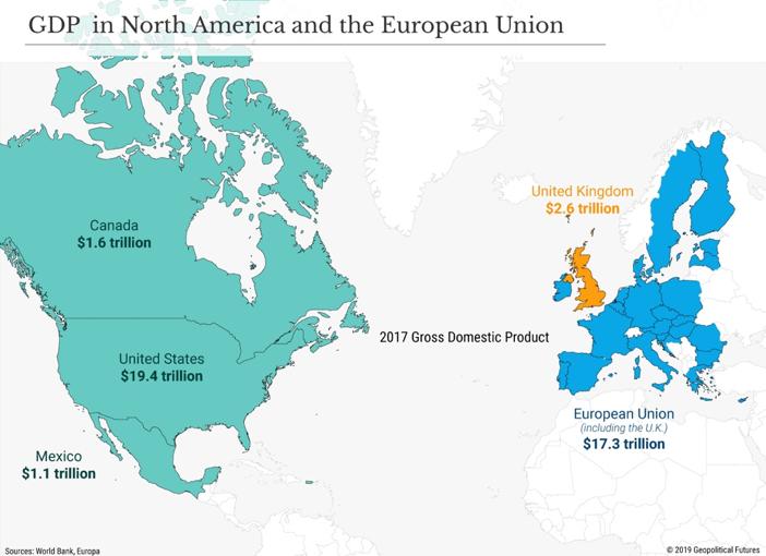 Frontier PIB TLC vs UE