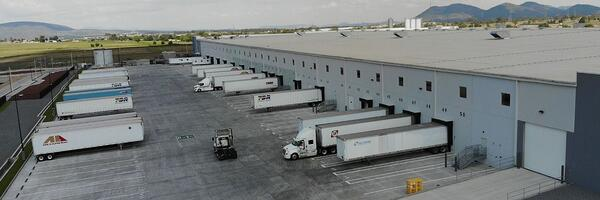 Frontier ejes real estate México logística