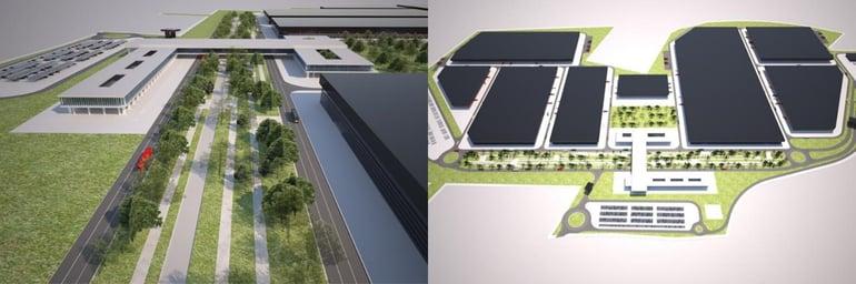 Frontier render proyecto Liverpool Arco57