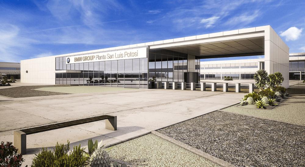 Frontier da la bienvenida a BMW a su nueva planta en SLP