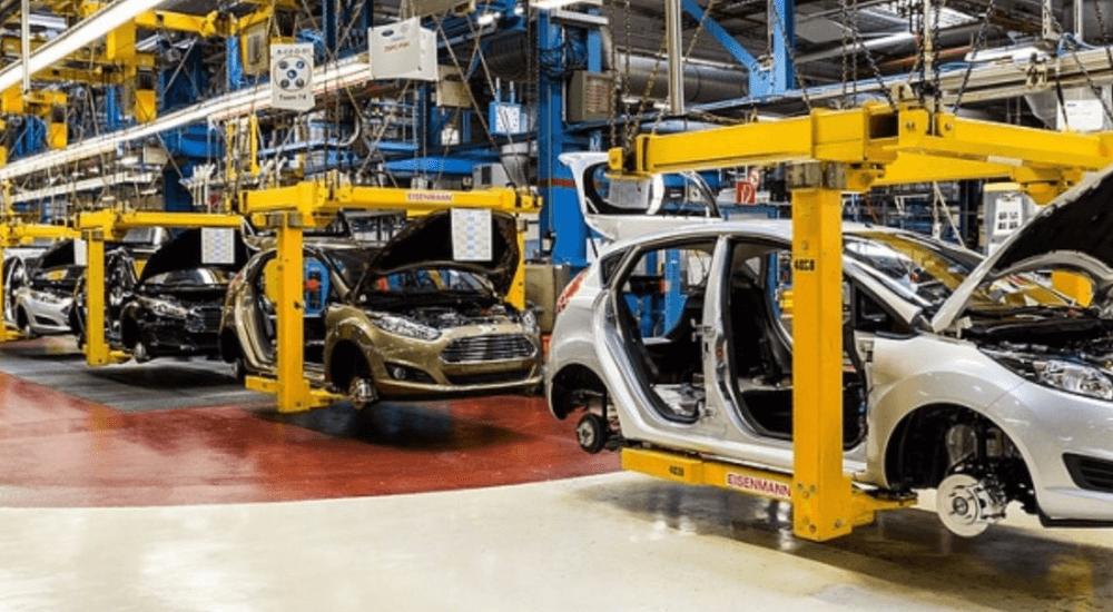 Impacto del T-MEC en la industria automotriz