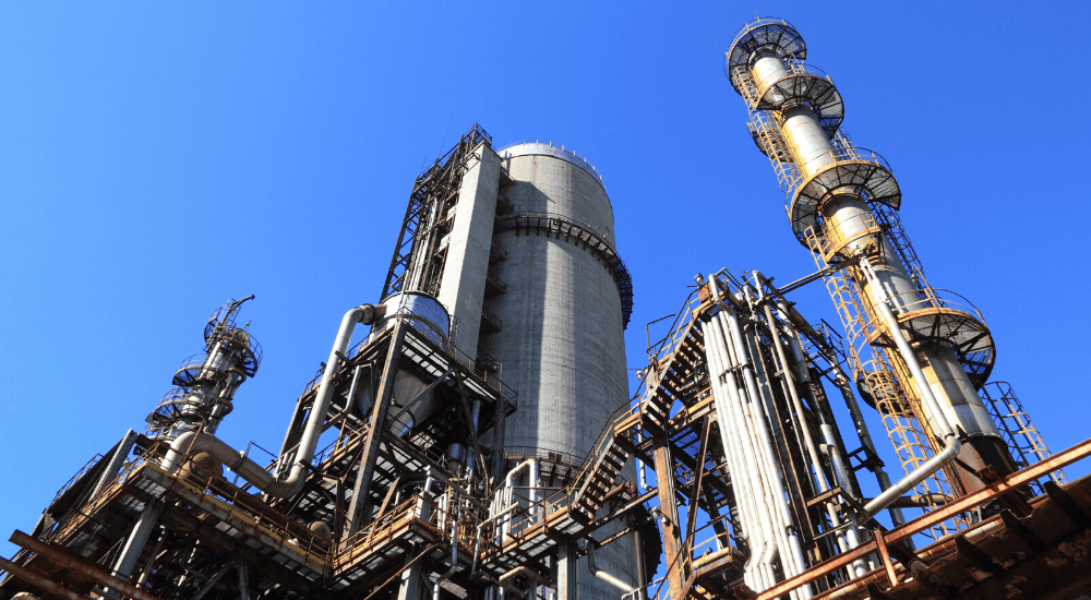 Frontier actividad industrial 2020 terrenos industriales