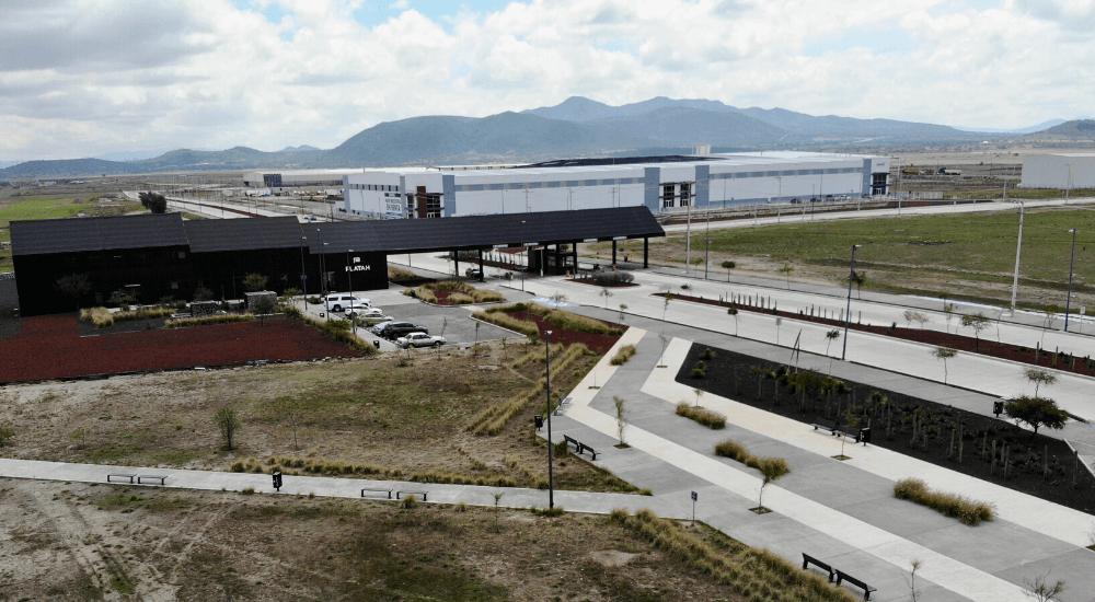 Los 4 ejes del real estate industrial en México