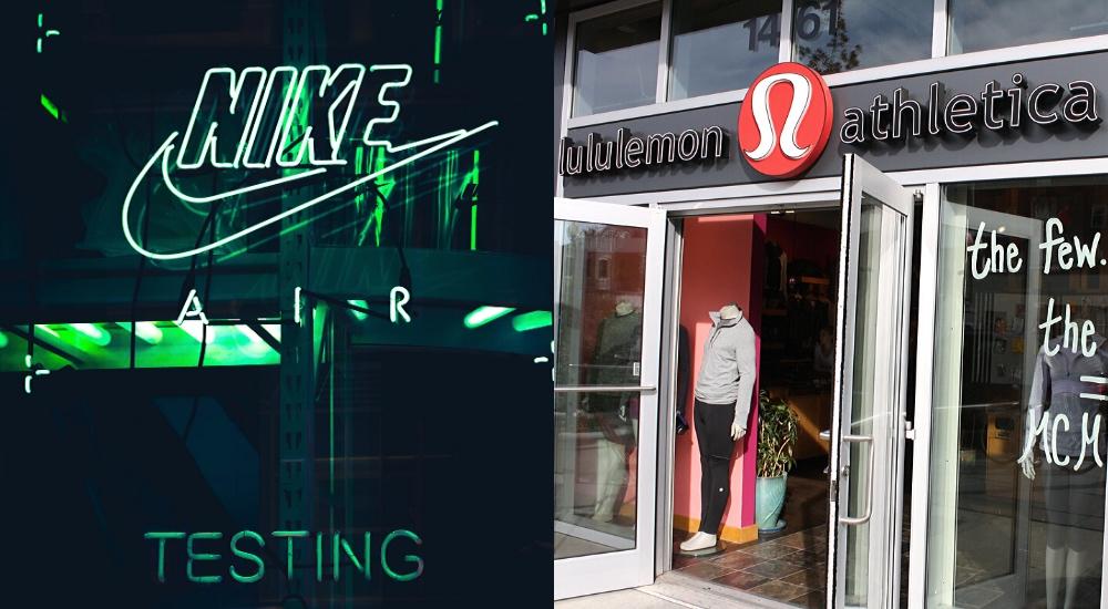 Nike y Lululemon: covid-19 y cadenas de suministro