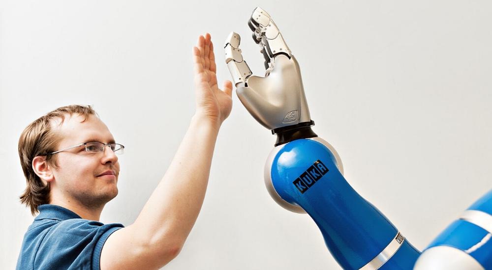 Cobots automatización post COVID-19