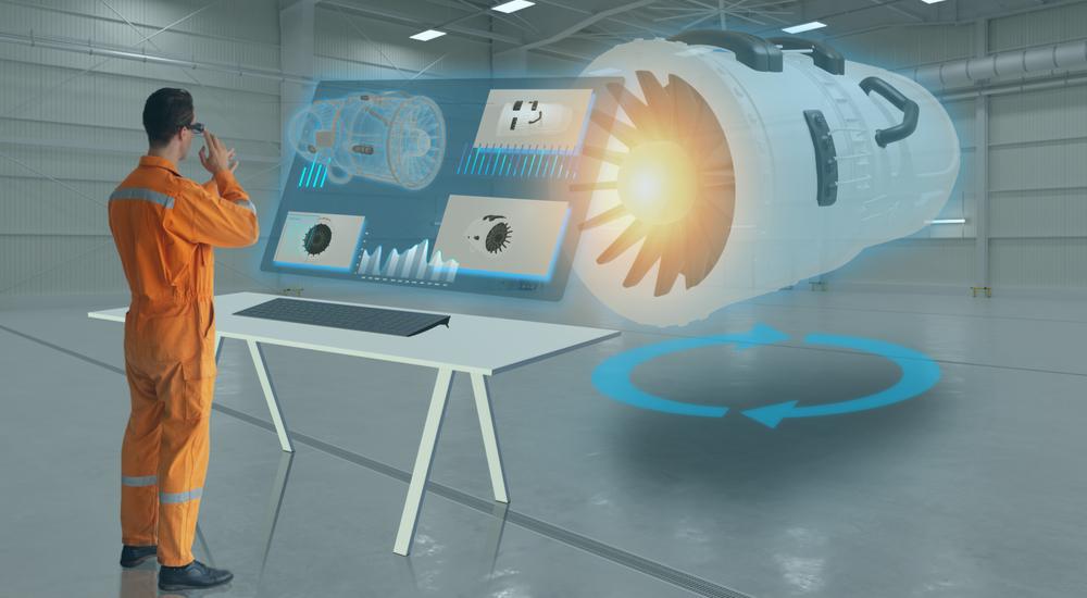 Gemelo digital manufactura avanzada