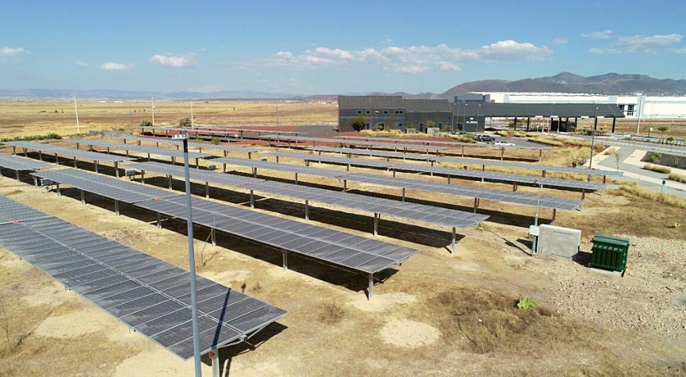 Energías limpias en parques industriales: compromiso ecológico