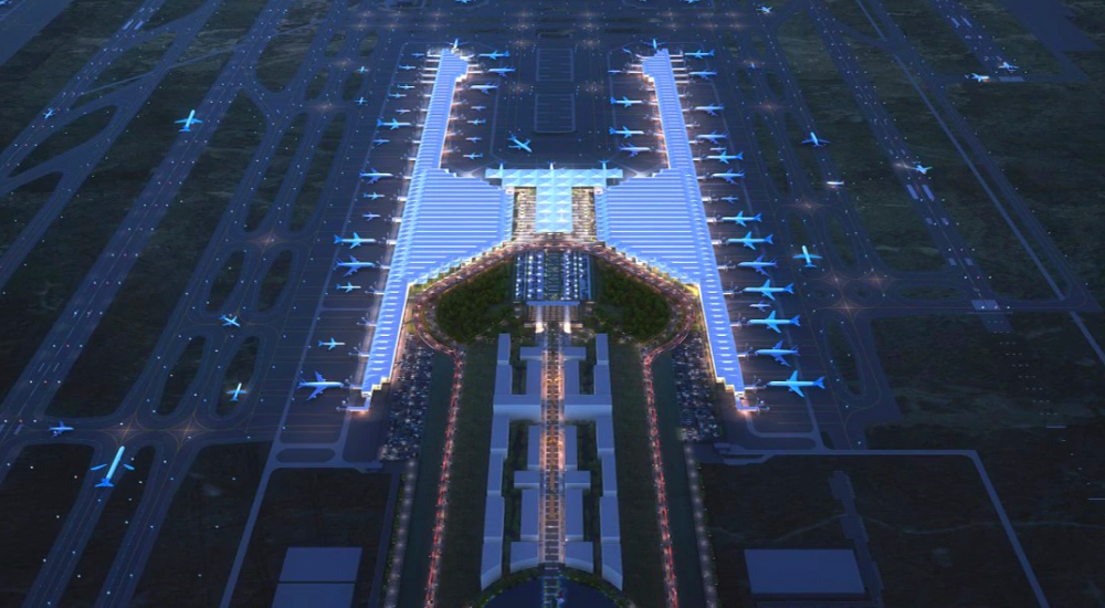 Aeropuerto de Santa Lucía: nodo logístico y de movilidad
