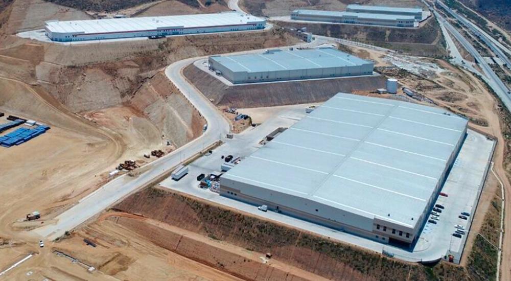 Parque industrial TAE: ampliando la infraestructura de Tijuana