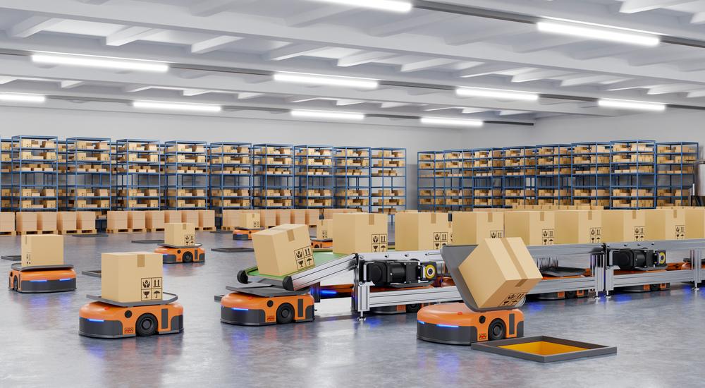 Automatización en centros logísticos: tecnologías actuales y futuras