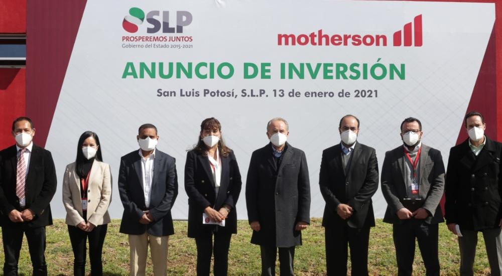 SLP, centro manufacturero de excelencia en el Bajío