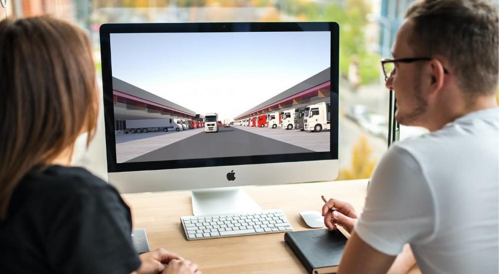 Así son los nuevos espacios industriales para e-retail y uso logístico