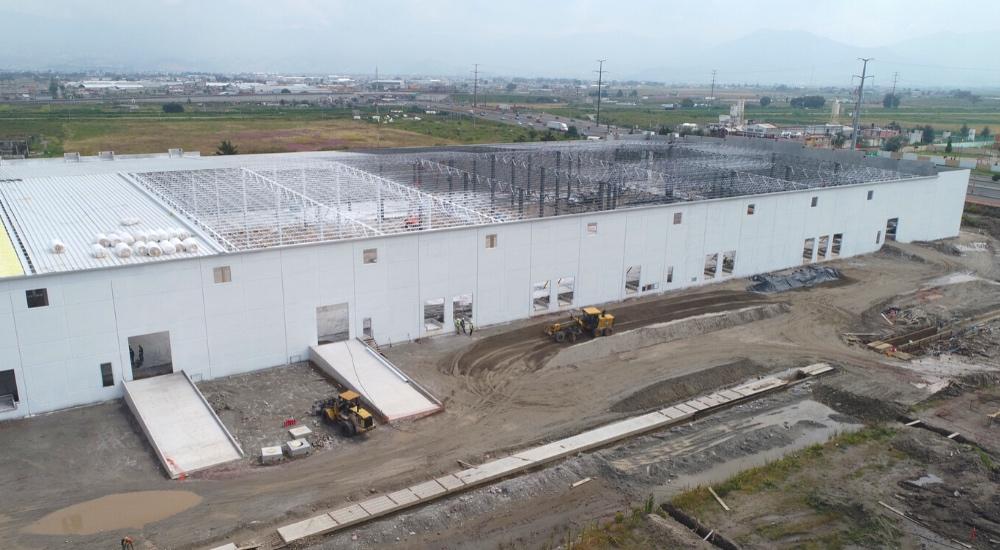 Parques industriales de Frontier: mercado y resultados en 2020