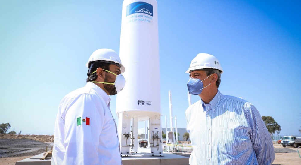 Con inversión de 5.5 mdd, llega Linde Group a PILBA