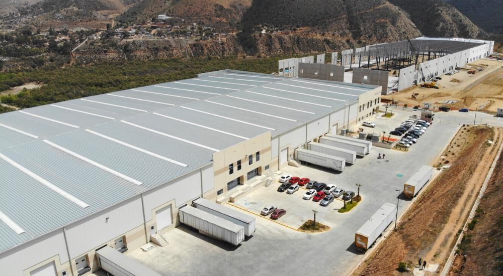 Construcción industrial en Tijuana responde a demanda internacional
