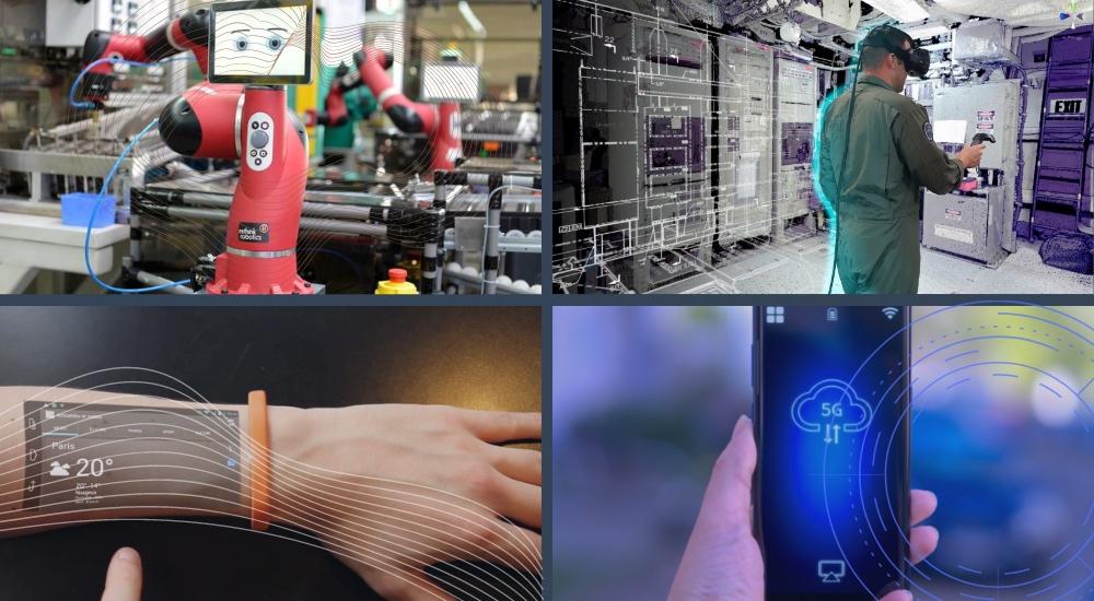 7 tendencias de manufactura inteligente para el 2021 y más allá
